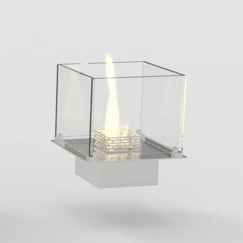 Image of Decoflame Nice Built-In Burner Fireplace (Indoor / Outdoor)-Modern Ethanol Fireplaces