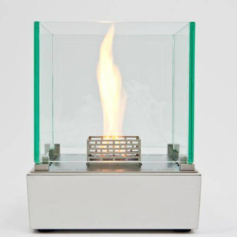 Image of Decoflame Nice Tabletop Fireplace (Indoor / Outdoor)-Modern Ethanol Fireplaces