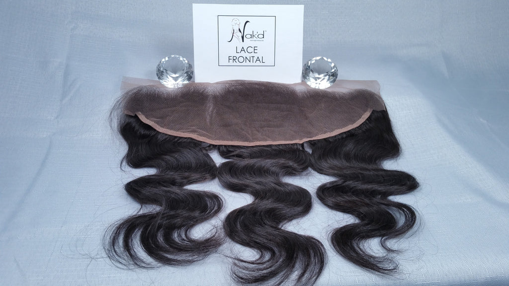 Nak'd - Matching Lace Frontals