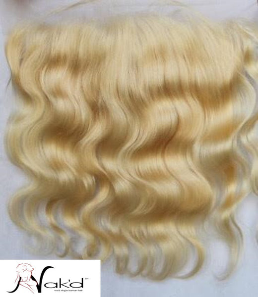 Nak'd - 613- Russian Blonde - Lace Frontals
