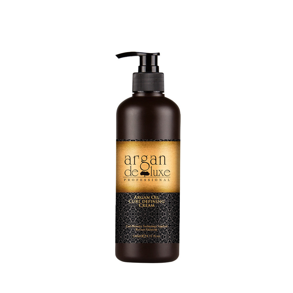 Argan Oil Deluxe - Curl Defining Cream