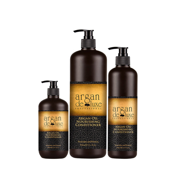 Argan Oil Deluxe - Nourishing Conditioner