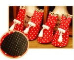 *Surprise* Trendy Waterproof Dog Boots - Dog Shoes And Dog Booties - 5