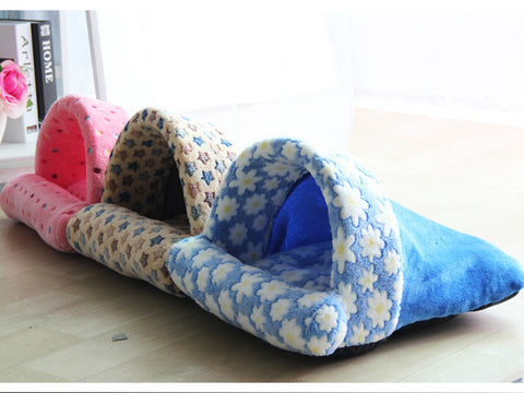 Warm Kangaroo Dog Bed and Cat House - Dog Shoes And Dog Booties - 1