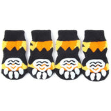 Dogs Socks Puppy Pet Cat Lovely Warm Soft Cotton Anti Slip - Dog Shoes And Dog Booties - 5