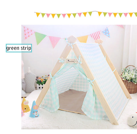 Lovely Indian small indoor Pet Dog Tent Play House - Dog Shoes And Dog Booties - 3