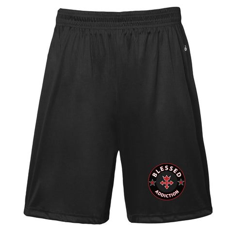 Blessed Addiction Shorts
