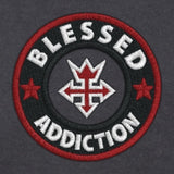 Blessed Addiction Full Zip Hoodie