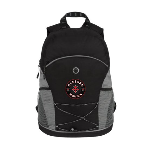 Blessed Addiction Backpack