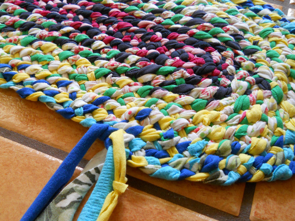 Rag Rug Charity Projects (Rag Rugs by Erin Blog/Newsletter)