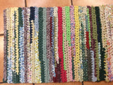 Runner Rag Rug of Many Colors Tutorial Playlist