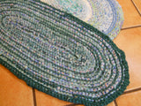 Heirloom Appalachain Rag Rug Tutorial