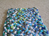 5 Strand Braid-In Rectangle Rag Rug Tutorial