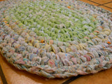 2 Ply or 2 Strand Rag Rug Tutorial
