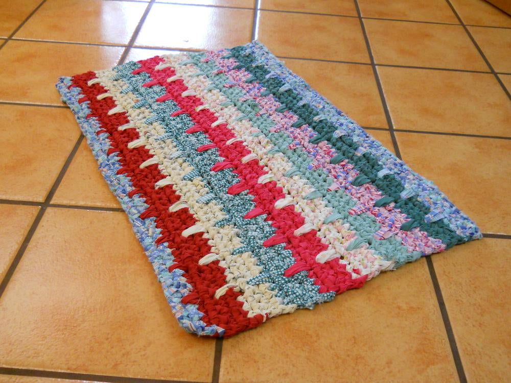 Caribbean Breeze Rag Rugs