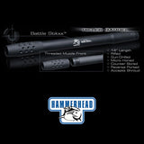 BattleStikxx 14 Inch Barrel With Fin and Muzzle