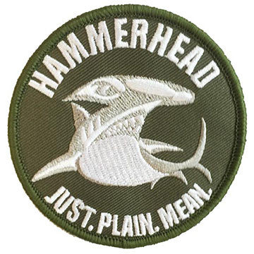 Hammerhead OD Patch