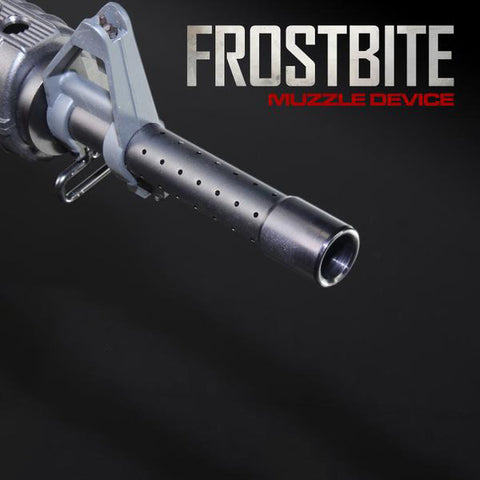 Frostbite Muzzle Brake for OneShot Barrel from MCS