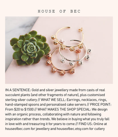 House of bec in Frankie Magazine