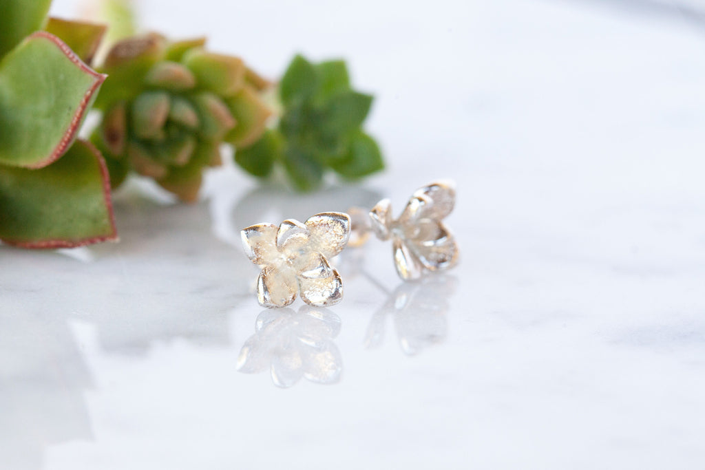Lucky Charm - Stud Earrings