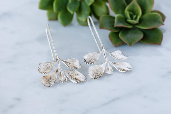 Forest - Drop Earrings