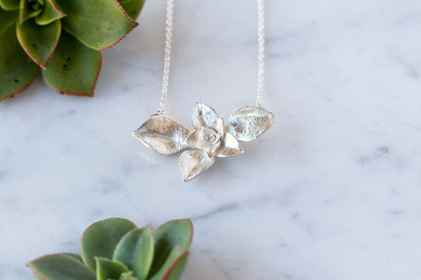 Autumn Leaves - Necklace