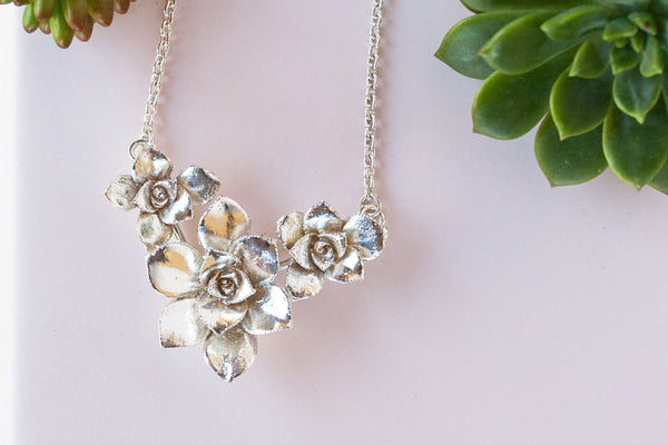 Bouquet - Necklace
