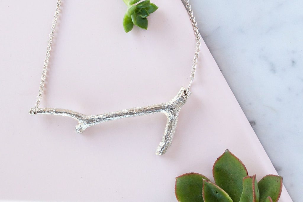 The Twig - Necklace