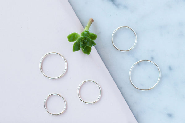 Fine Band - Ring