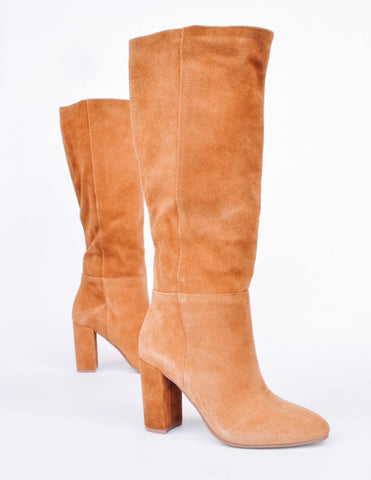 honey brown chinese laundry krafty golden hour boot - elle bleu shoes