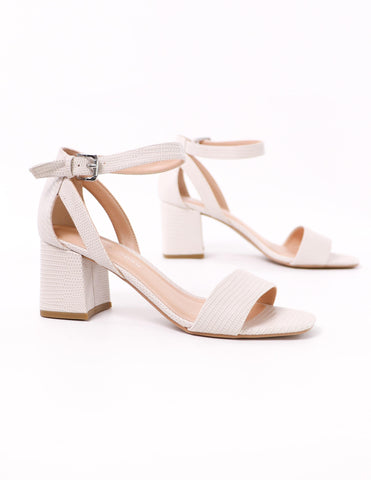 ecru white chinese laundry big key to my heart heel sandal - elle bleu shoes