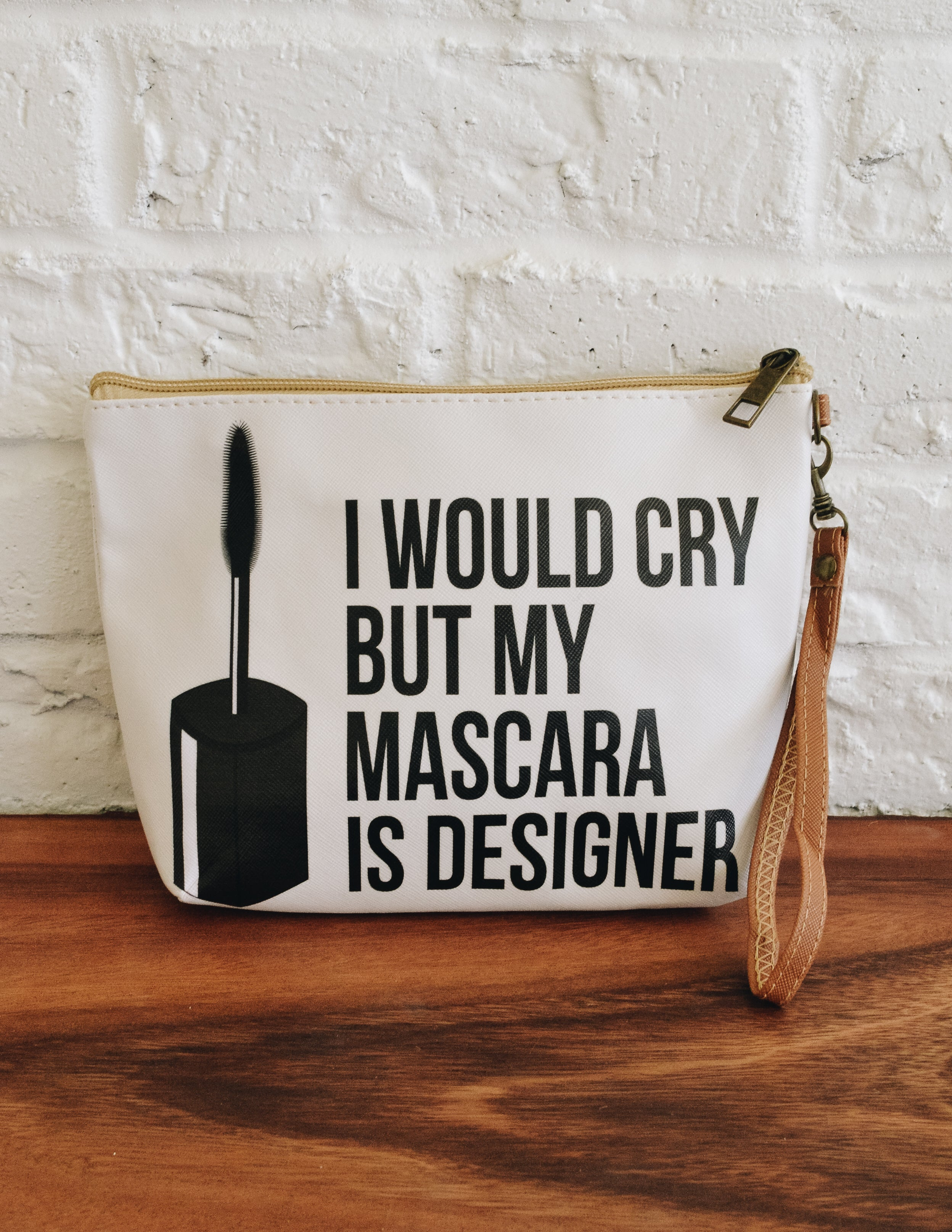 MASCARA BAG - Elle Bleu Shoe Boutique