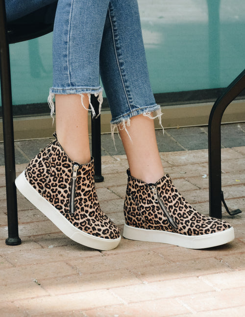 TAYLOR - Cheetah - Elle Bleu Shoe Boutique