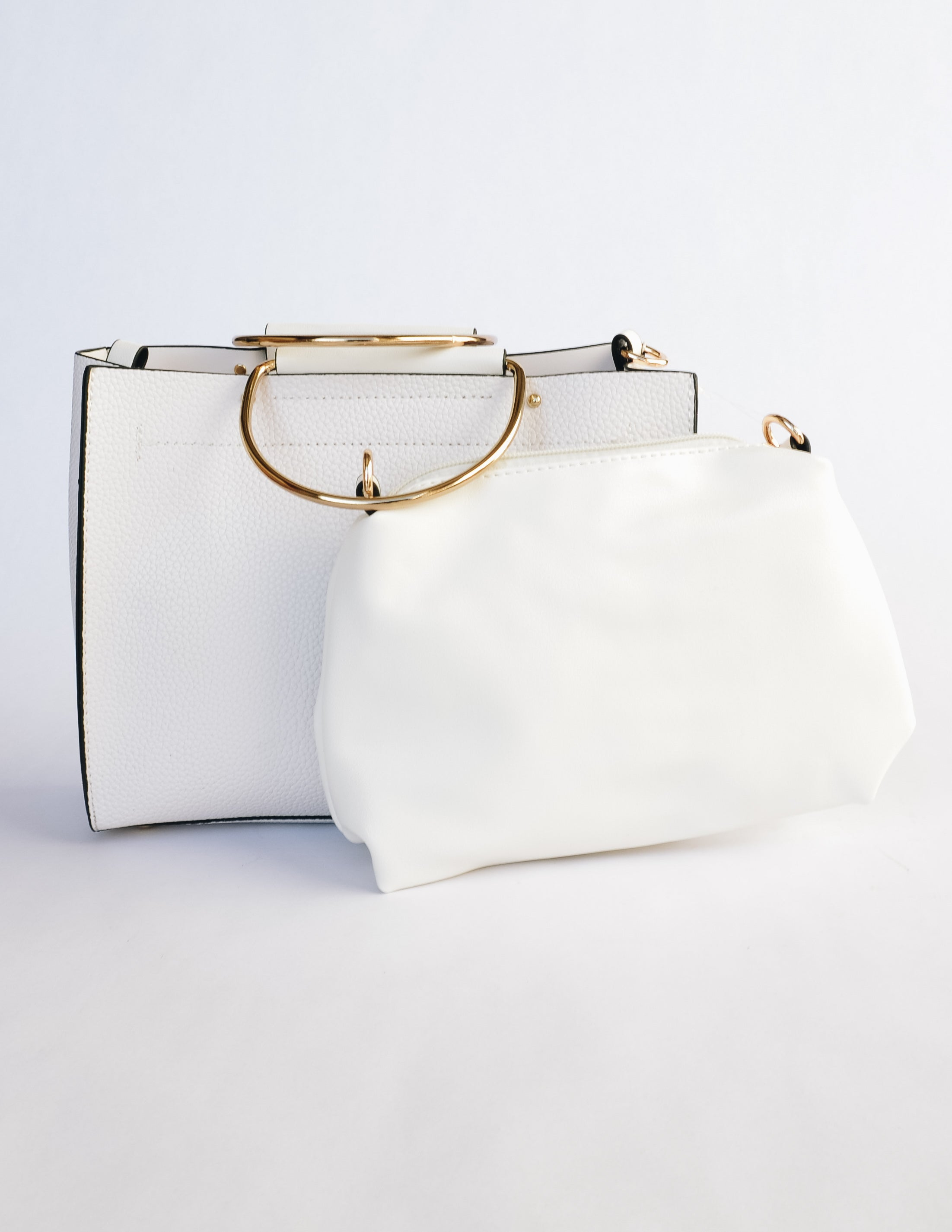 MCKENNA BAG - White