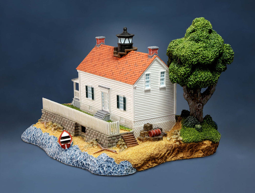 Jones Point Lighthouse limited edition sculpture