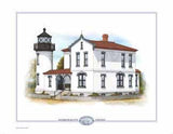 Admiralty Head Lighthouse Open Edition Print