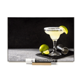 """Margarita""   PHOTO CHALKBOARD Includes Chalkboard, Chalk Marker and Stand"