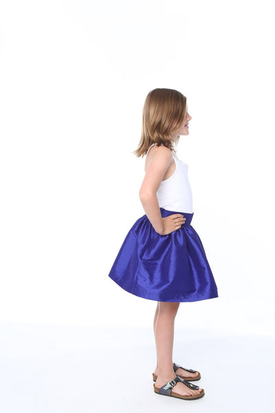 Royal Blue Sarah Skirt