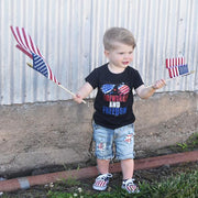 Fireworks and Freedom Kids