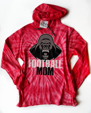 Football Mom/Football Dad/Football Grandma/Football Grandpa GORILLA Adult