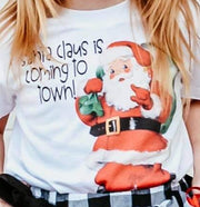 Santa Claus Is Coming To Town Adult