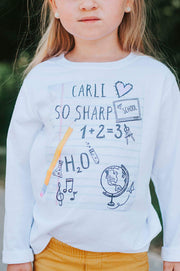 So Sharp Personalized Girl Kids