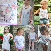 Sketch Monogram Kids