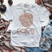 Zen Acorn Personalized Kids