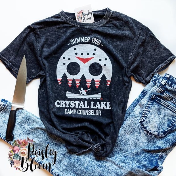 Crystal Lake Camp Counselor Adult
