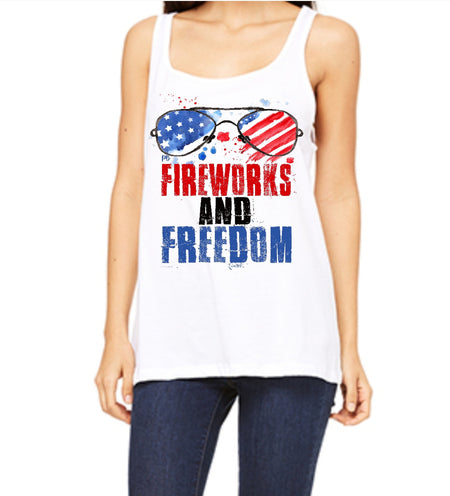 Fireworks and Freedom Adult