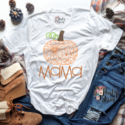 Zen Pumpkin Mama/Personalized Adult