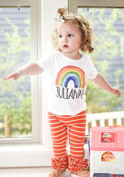 Rainbow Personalized Kids