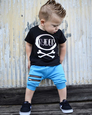 Personalized Crossbones Kids