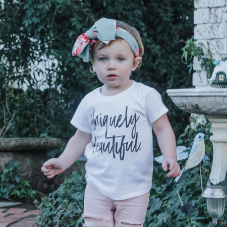 Uniquely Beautiful Kids Tee